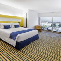 Suite Queen Hotel Wyndham Bogotá Art