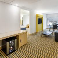 Suite King Hotel Wyndham Bogotá Art