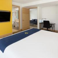 Suite Presidencial Hotel Wyndham Bogotá Art