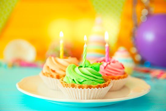 Cumpleaños en wyndham